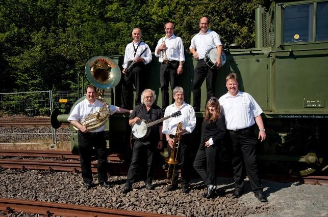 Schräglage Jazzband