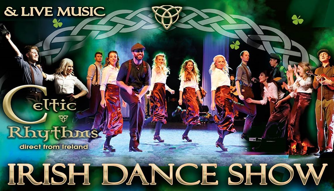 CELTIC RHYTHMS direct from Ireland